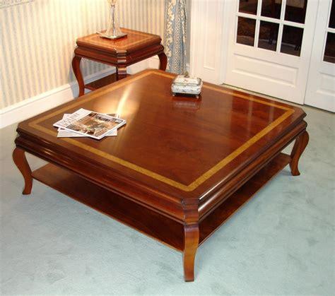 Solid Mahogany Coffee Table  Coffee Table Design Ideas