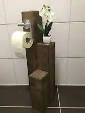 toilettenpapierhalter design toilettenpapierhalter holz ebay