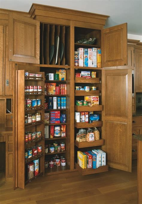 clever storage ideas for small kitchens 8 small pantries that are big on storage