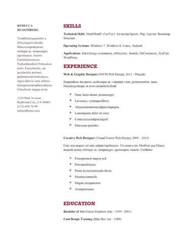 neat docs resume template resume templates and sles resume resume template