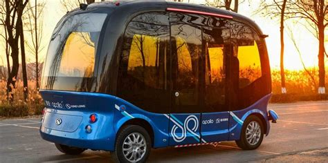 baidu to start autonomous electric buses electrive