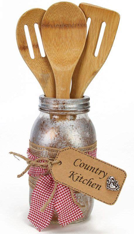Nicole™ Crafts Country Kitchen Utensil Holder #craft