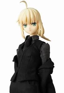 Fate/Zero - Saber Black Suit RAH Action Figure - Archonia.com