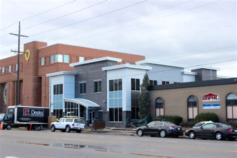 utah housing corporation in pictures new offices in central 9th mostly complete