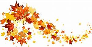 Fall clipart transparent - Pencil and in color fall ...