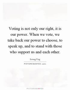 Voting Quotes   Voting Sayings   Voting Picture Quotes ...