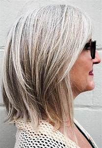 Grau Silber Haare : pin von vanda ger auf frisur pinterest graue haare glatte haare und frisuren ~ Frokenaadalensverden.com Haus und Dekorationen