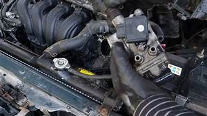 How To Replace Fuel Injection Throttle Body  Toyota