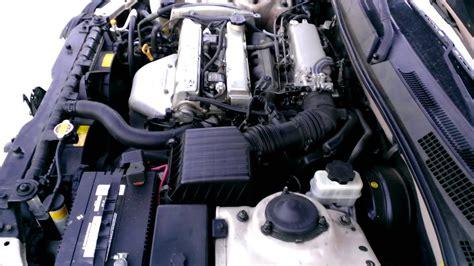 2002 Kium Optima Alternator To Battery Wiring by Noisy Engine 2006 Kia Optima Lx 2 4l 4 Cylinder What S