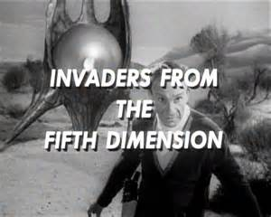Lost in Space Invaders From the Fifth Dimension