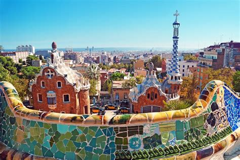 Park Guell and Sagrada Familia Tour in Barcelona 2020