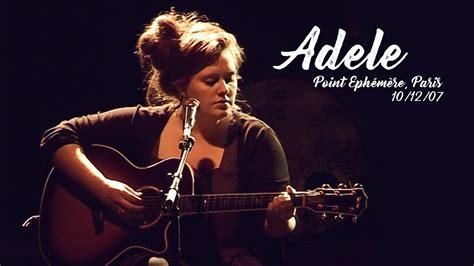 Adele Acoustic Concert - Adele Hello Someone Like You