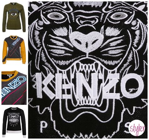 Lass Ihn Raus Den Tiger by Rock It Like Kenzo Lass Den Tiger Pullover Raus