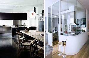 cuisine sexy cuisine ouverte salon cuisine ouverte salon With cuisine ouverte sur salon salle a manger