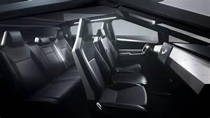 Tesla Cybertruck Prototype 2019 Interior Wallpaper | HD Car Wallpapers | ID #13818
