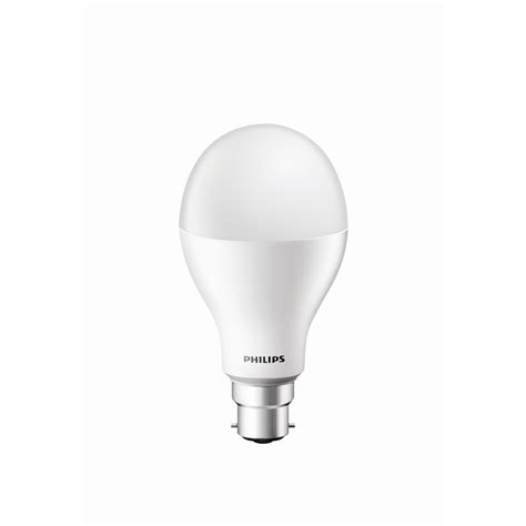philips led bulb 18w bc cool daylight bunnings warehouse