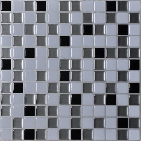 wall tiles kitchen backsplash peel and stick wall tiles kitchen backsplash sticker set of 6