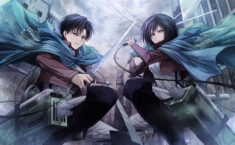 478 levi ackerman hd wallpapers and background images. Levi Attack On Titan Wallpapers - Wallpaper Cave