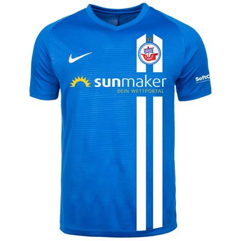 Alles über euren fußballclub aus rostock. Bespoke Nike Hansa Rostock 19-20 Home, Away & Third Kits ...