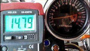 Regulator Rectifier Test On Gsf400 V-tech