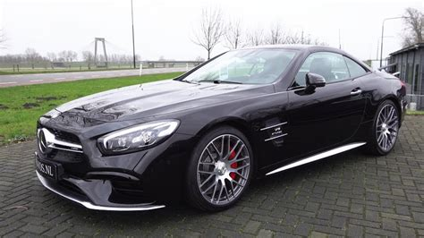 2018 Mercedes Sl 63 Amg Facelift  Full Review Sl Exhaust