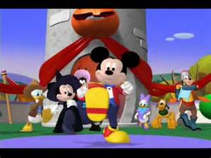Mickey Mouse Clubhouse Halloween