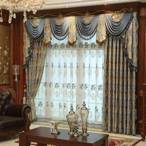 discount custom luxury window curtains drapes valances