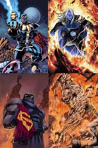 Thor vs. Marvel/DC Villains (Read OP) - Battles - Comic Vine