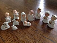 home interiors nativity set avon collectible jesus plates avon nativity set get
