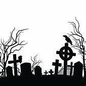 Clipart cemetery collection
