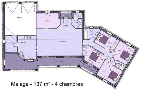 plan de maison plain pied avec garage plan maison plain pied en l avec garage