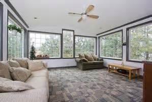 flooring ideas for 3 season rooms ehow