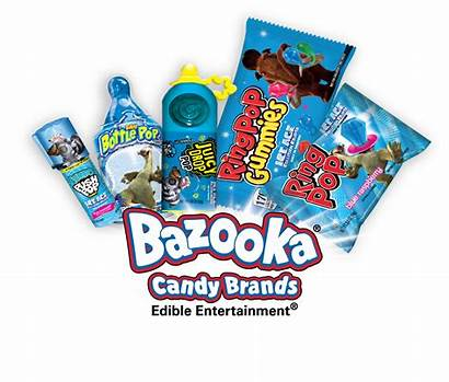 Candy Bazooka Brands Ice Age Limited Edition