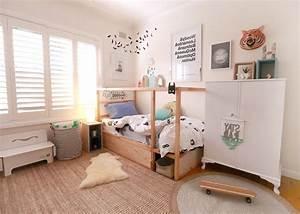 Kinderzimmer Pimpen 10 DIY Hacks Fr Ihr Ikea Kura Bett