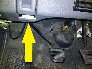 1989 Pickup Flasher Location Please