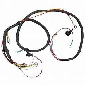 Ford Tractor Wiring Harness