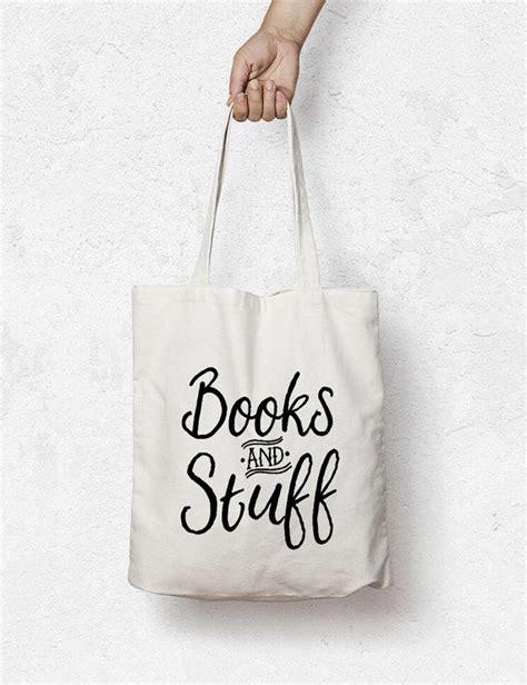 book bag custom tote bag grocery bag library bag