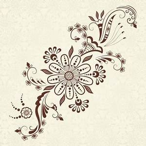 Verspielter Floraler Design Stil : orientalisch vektoren fotos und psd dateien kostenloser download ~ Watch28wear.com Haus und Dekorationen