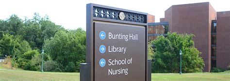 wayfinding signage  schools colleges university
