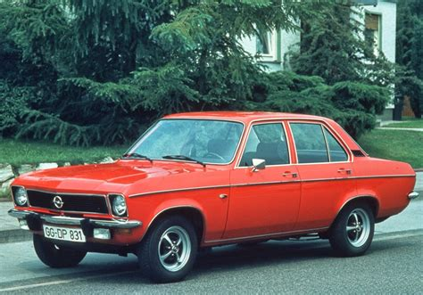 Opel Ascona by In Time 1970 Cars Opel Ascona A