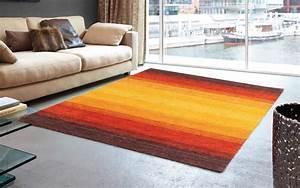 Teppich 200 X 300 : teppich rainbow in bunt 90 x 160 online bei hardeck kaufen ~ Pilothousefishingboats.com Haus und Dekorationen