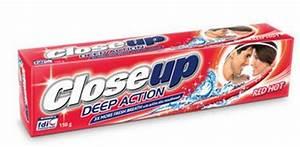 Closeup Toothpaste Anomalies - Health - Nigeria