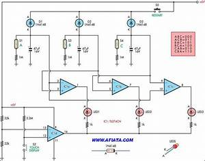 Driver Led Circuit Diagram