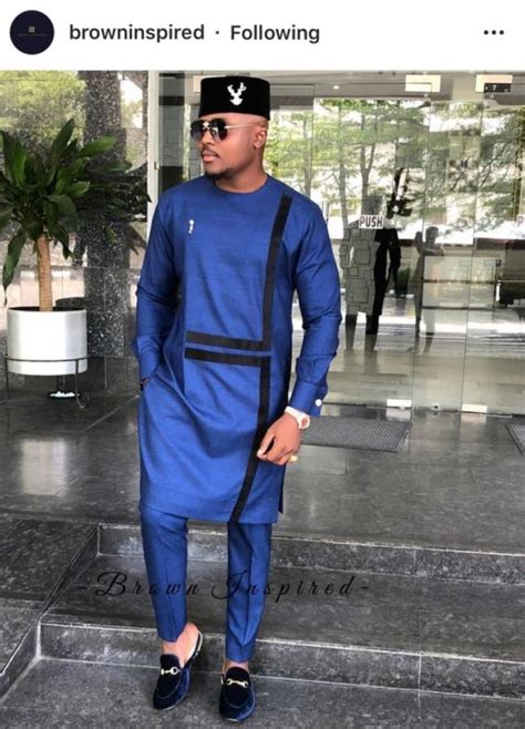 latest ankara styles  men october  couture crib