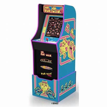Arcade Ms Arcade1up Pacman Cabinet Machine Riser