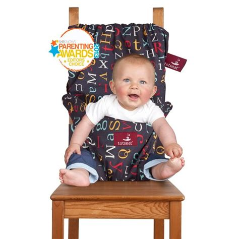chaise nomade baby to amazon com totseat chair harness the original washable