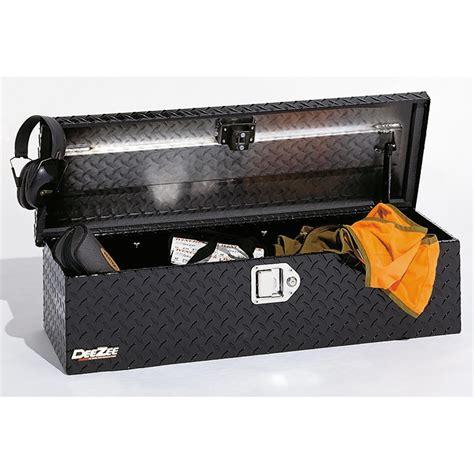 large dee zee universal storage box  tool boxes