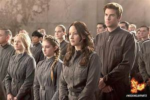 Hunger Games film sees characters fighting oppression ...