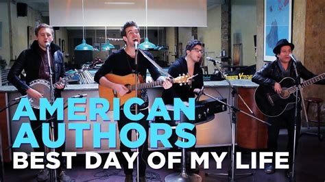 American Authors Performs