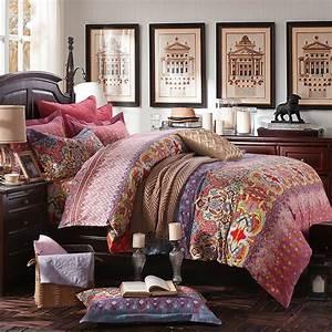 Fadfay, Boho, Style, Bedding, Sets, Duvet, Cover, Set, Bohemian